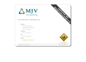 Mjv-consulting.pt thumbnail