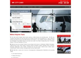 Mkcitycabs.co.uk thumbnail