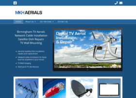 Mkhaerials.co.uk thumbnail