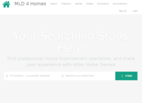 Mld4homes.co.za thumbnail