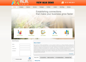 Mlm-india.co.in thumbnail
