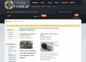 Mmocentral.com.br thumbnail