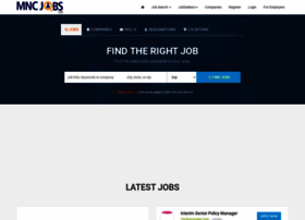Mncjobs.co.uk thumbnail