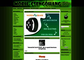 Mobil-csengohang.hu thumbnail