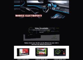 Mobile-electronics.be thumbnail