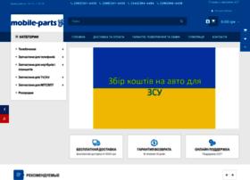 Mobile-parts.org.ua thumbnail