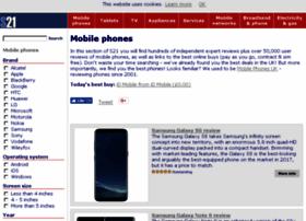 Mobile-phones-uk.org.uk thumbnail