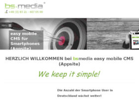 Mobile-website-erstellen.info thumbnail