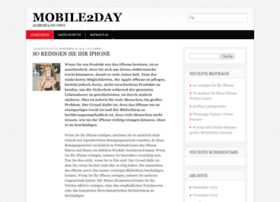 Mobile2day.de thumbnail