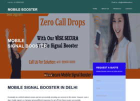 Mobilebooster.in thumbnail