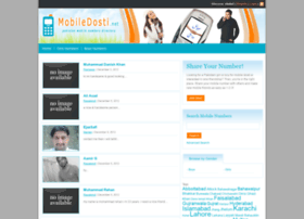 Mobiledosti.net thumbnail