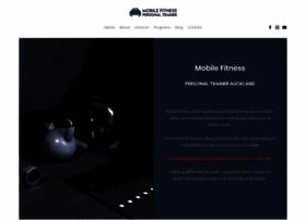 Mobilefitness.co.nz thumbnail