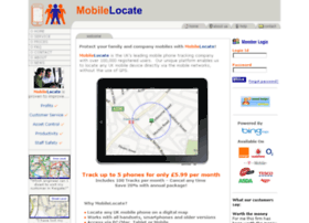 Mobilelocate.co.uk thumbnail