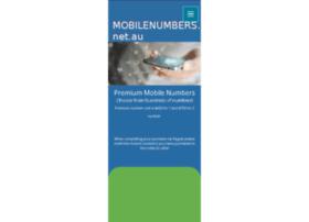 Mobilenumbers.net.au thumbnail