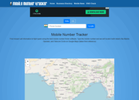 Mobilenumbertracker.com thumbnail