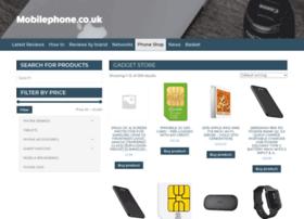 Mobilephone.co.uk thumbnail