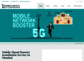 Mobilesignalsbooster.com thumbnail
