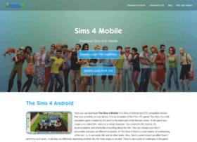Mobilesims4.mobi thumbnail