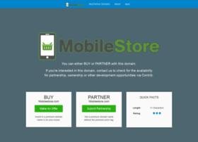 Mobilestore.com thumbnail