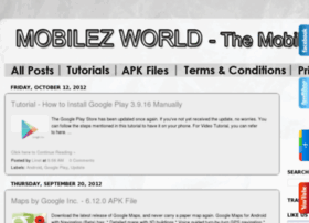 Mobilezworld.in thumbnail