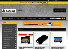 Mobilike.com.ua thumbnail