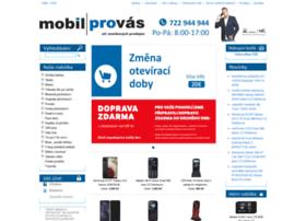 Mobilprovas.cz thumbnail