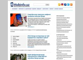 Mobinfo.uz thumbnail