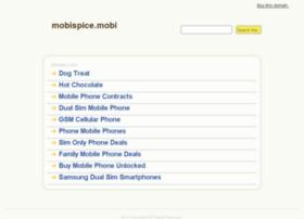 Mobispice.mobi thumbnail