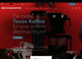 Moccamaster.de thumbnail