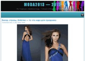 Moda2013.ru thumbnail