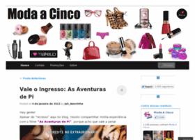 Modaacinco.com.br thumbnail