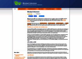 Modaal-inkomen.nl thumbnail