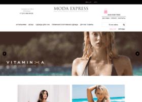 Modaexpress.ru thumbnail