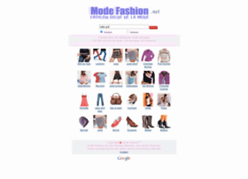 Modefashion.net thumbnail