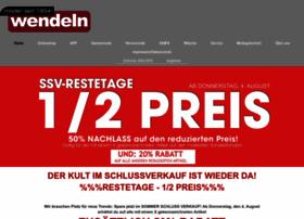 Modehaus-wendeln.de thumbnail