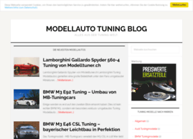 Modellauto-tuning.de thumbnail