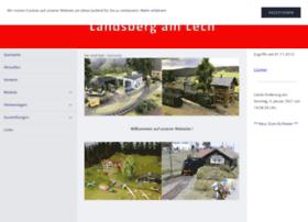 Modellbahnfreunde-landsberg.de thumbnail