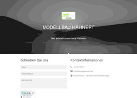 Modellbau-haehnert.net thumbnail