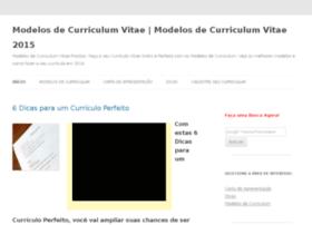 Modelosdecurriculumvitae.com.br thumbnail
