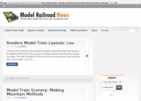 Modelrailwaynews.com thumbnail