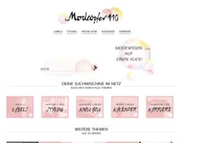 Modeopfer110.de thumbnail