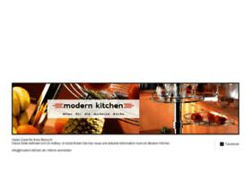 Modern-kitchen.de thumbnail