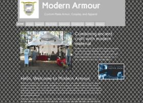 Modernarmour.net thumbnail