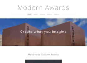 Modernawards.net thumbnail