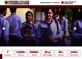 Moderncollege.org thumbnail