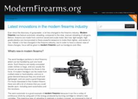 Modernfirearms.org thumbnail