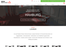 Modernmusicschool-hamburg.de thumbnail