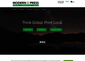 Modernpress.secureprintorder.com thumbnail