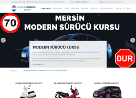 Modernsurucukursu.com.tr thumbnail