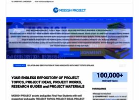 Modishproject.com thumbnail